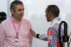 Мистер Бин получил страховку за разбитый McLaren » Новости шоу бизнеса