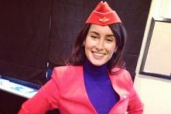 Тина Канделаки примерила форму стюардессы » Новости шоу бизнеса