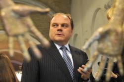Экс-министр культуры Кулиняк назначен гендиректором дворца Украина - источник » Новости шоу бизнеса