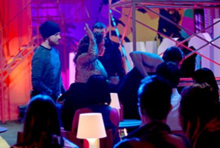 Анфиса Чехова избила гостя своего ночного шоу