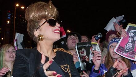 Концерт Леди Гаги признали вредным для здоровья детей