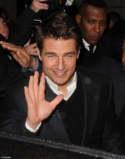 Разминка перед BAFTA в лондонском ночном клубе Анабель / Главный блог /